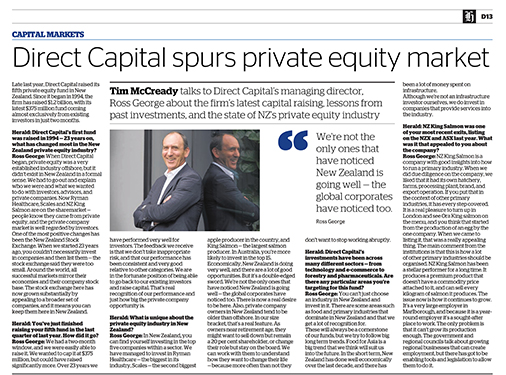 Lessons from private equity any company